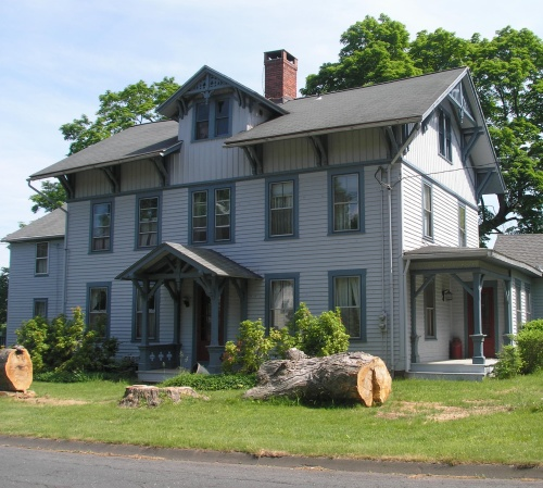 Edward A. Cole House