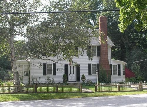 Capt Ralph Smith House