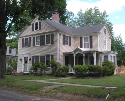 Frederick Bulkeley House