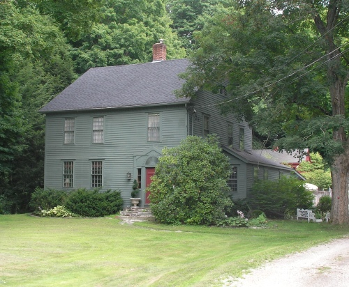 William C. Cogswell House