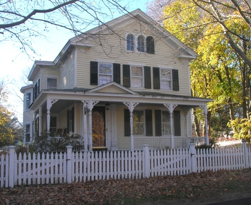 Eli Parmelee House, Guilford