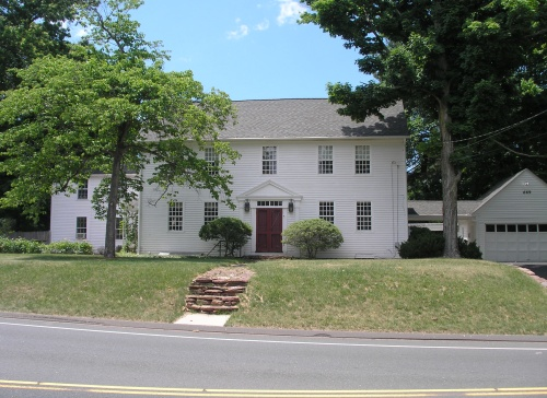669 Bloomfield Ave Rev Hezekiah Bissell 1750