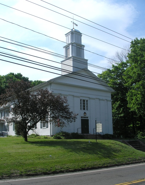 First Church of Christ Congregational, Bethany