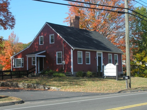 1151 South Main Street, Cheshire