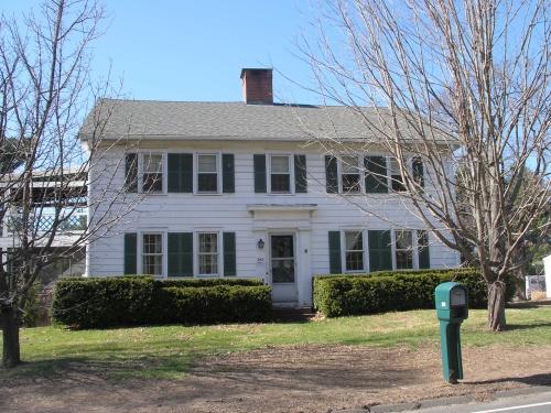 Capt. Elisha Scott House
