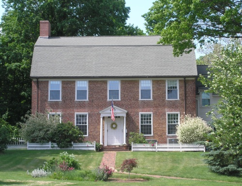 Rev. Samuel Clark House