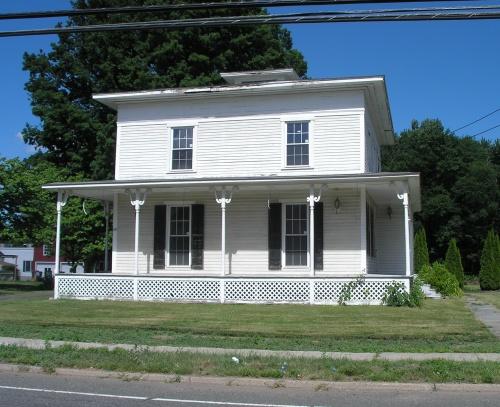 Dr. M. L. Fisk House