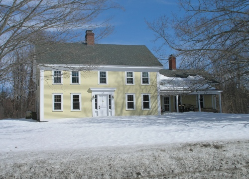 Jerijah Loomis House
