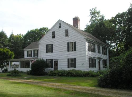 Dr. Samuel Rose House (1775)