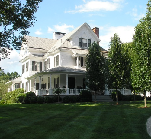 Historic Buildings of Connecticut Colonial Revival Archives
