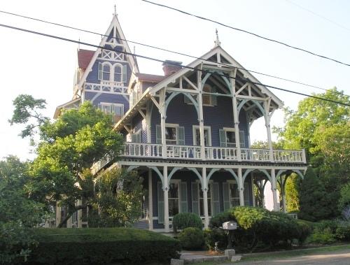 William J Clark House