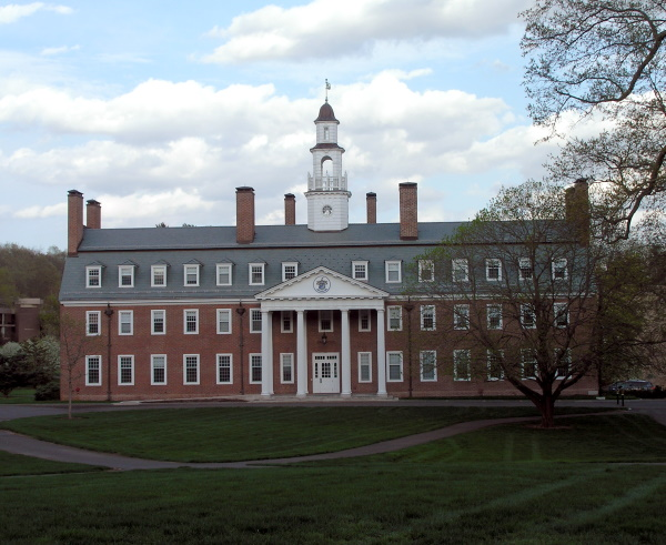 Choate Rosemary Hall: Archbold Building (1928)